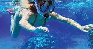 snorkelen op de ademreis Sardinie